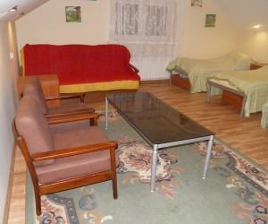 Pokój cztery łóżka - piętro