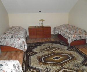 Pokój trzy łóżka - piętro
